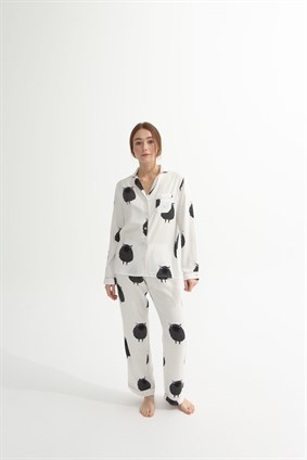 Counting sheep pyjama set
